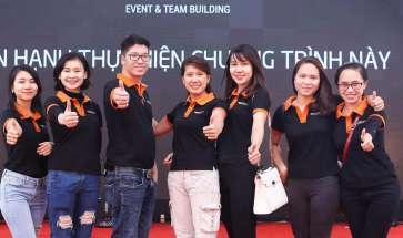 Công ty may áo thun đồng phục rẻ TPHCM