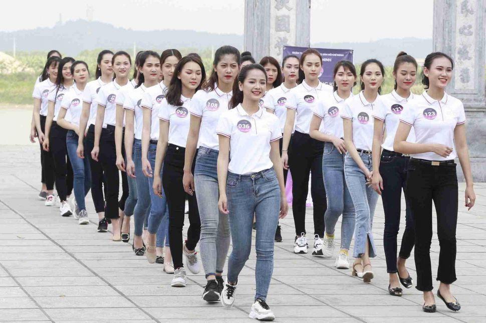 Xưởng may áo thun đồng phục giá rẻ tại TPHCM